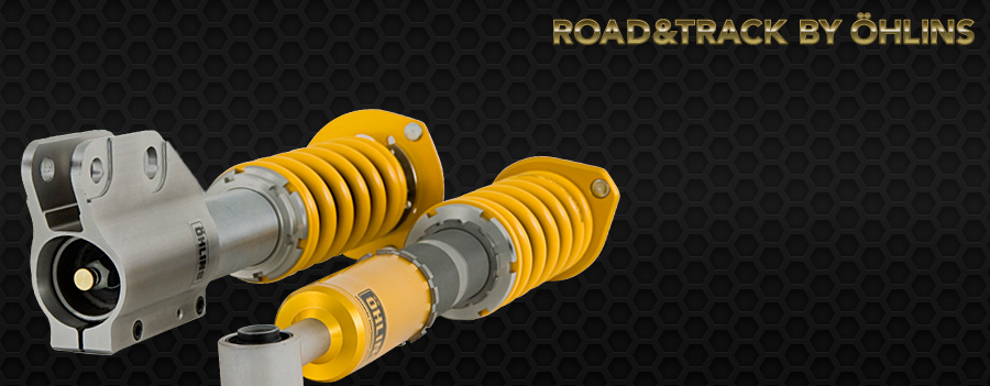 Road&Track by ÖHLINS